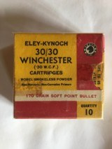 Kynoch Ammo in American Calibers