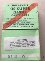 Holland's Super 30 Flanged - 1 of 4