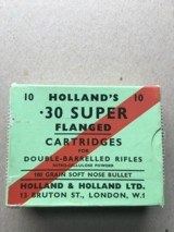 Holland's Super 30 Flanged - 2 of 4