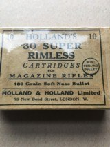 Holland's Super 30 Rimless