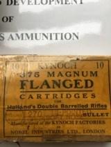 Kynoch 375 Flanged Magnum - 5 of 6