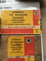 Kynoch 375 Flanged Magnum - 4 of 6
