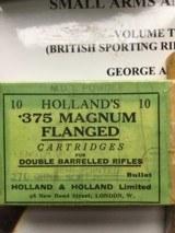 Kynoch 375 Flanged Magnum