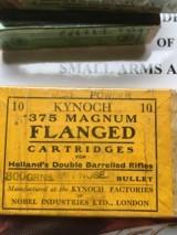 Kynoch 375 Flanged Magnum - 3 of 6