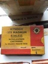 Kynoch 375 Magnum - 3 of 6