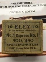 Eley 500-450 No 1 Express
