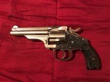 Merwin Hulbert .38 S&W double action revolver - 1 of 9