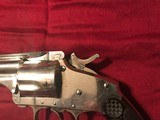Merwin Hulbert .38 S&W double action revolver - 4 of 9