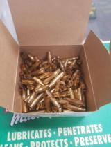 218 Bee Winchester Brass