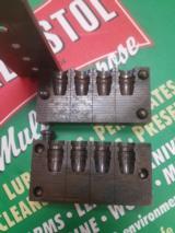 Lyman 4-Cavity Bullet Mold #429421 44 Special, 44 Mag (430 Diameter) 245gr