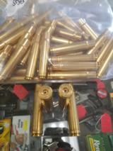 460 Weatherby Magnum NORMA Brass 50ct