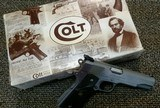 Colt 1911 Government Model Enhanced MK IV