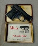 Mikros Model K 22 Short - 1 of 6