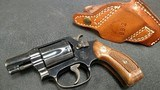 Smith and Wesson Model 36 Chiefs Special 38spcl - 8 of 9