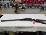 Colt 1883 10ga SxS Serial Number 760!