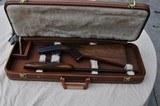 Browning Belgium .22 Short Wheel Sight 1956 4 Digit Rifle in Hartmann Case