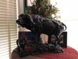 Mick Doellinger Cape Buffalo Bronze