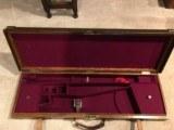 Fine English Oak & Leather Case by Casecraft