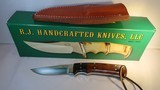 RJ Handcrafted Custom Knives
