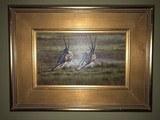 Tony Pridham Original Painting