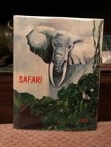 Safari - by Elmer Keith - 1 of 2