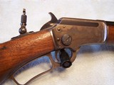 Marlin Model 39 22LR in excellent condition. Optional rear tang sight and beeches front sight