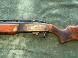 Ljutic Model 73 Factory Engraved 12 gauge