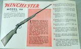 Winchester Model 60 New In Box - 16 of 20