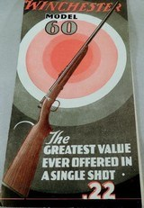 Winchester Model 60 New In Box - 15 of 20