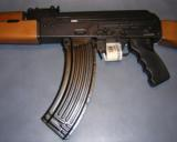 CENTURY INTER ARMS INC., CIA RI2087 PAP High Capacity w/Wood Stock Semi-Automatic 7.62mmX39mm- 7 of 8