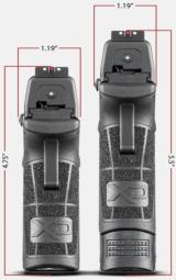 Springfield XDG9802HCSP XD Mod.2 9+1/12+1 40S&W 3