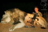 Ngwarati Safaris Africa offers Dangerous Game Hunting