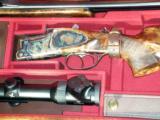 Custom Shop: New Krieghoff Ultra TS, O/U Double Rifle - 3 of 6