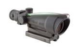 TRIJICON ACOG TA11E-G 3.5X35 NEW IN BOX W/ MOUNT .308 RETICLE