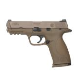 SMITH AND WESSON S&W M&P 40 VIKING TACTICAL (VTAC) FDE .40 CAL SKU 209920