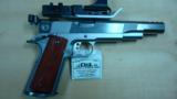CASPIAN CUSTOM 1911 RACE GUN IS 357SIG - 1 of 2