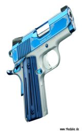 KIMBER BLUE SAPPHIRE ULTRA II9MM NEW IN BOX JUST ARRIVED !! - 1 of 1