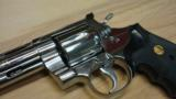 COLT PYTHON ULTIMATE STAINLESS .357 6