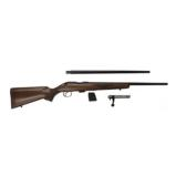 CZ USA 455 AMERICAN COMBO 22 LR + 17 HMR NEW IN BOX SKU 02120