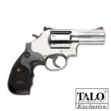 SMITH AND WESSON S&W MODEL 686 3-5-7 PLUS TALO .357 3