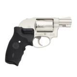 SMITH AND WESSON S&W MODEL 638 W/ CRIMSON TRACE .38 SPL NEW IN BOX SKU 163071 - 1 of 1