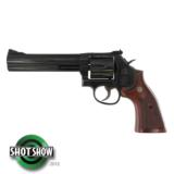 SMITH AND WESSON S&W MOD 586 357 MAG 4