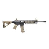 SMITH AND WESSON S&W M&P15-22 MOE FDE .22 CAL SKU 811035 NEW IN BOX - 1 of 1