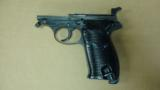 MAUSER BYF-42 STANDARD ISSUE 9MM E/135 (EAGLE OVER 135 EARLY PROOF!!!) W/ HOLSTER - 4 of 14