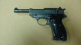MAUSER BYF-42 STANDARD ISSUE 9MM E/135 (EAGLE OVER 135 EARLY PROOF!!!) W/ HOLSTER - 3 of 14