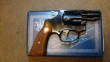 SMITH AND WESSON S&W MODEL 37 CHIEFS SPECIAL AIRWEIGHT .38 SPL W/ BOX