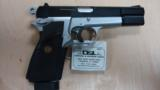 BROWNING HI POWER 2 TONE 9MM MINTY - 1 of 2