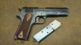 *** SALE PENDING *** COLT 1911 .45 WWI 1918 DATE W/ TWO MAGS - 1 of 10