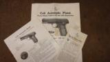 COLT 1903 .32 ACP W/ ORIGINAL BOX + PAPERS 1918 YEAR - 9 of 9