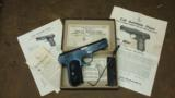 COLT 1903 .32 ACP W/ ORIGINAL BOX + PAPERS 1918 YEAR - 1 of 9